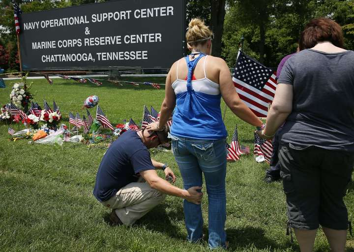 Chattanooga Recruiting Center Shooting – July 16, 2015
