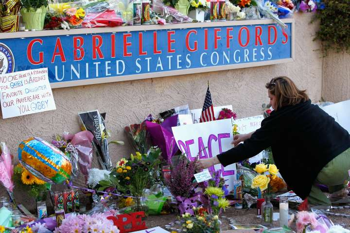 Tucson Shooting – January 8, 2011