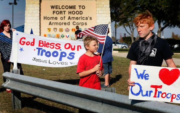 Thirteen Dead In Mass Shooting At Fort Hood