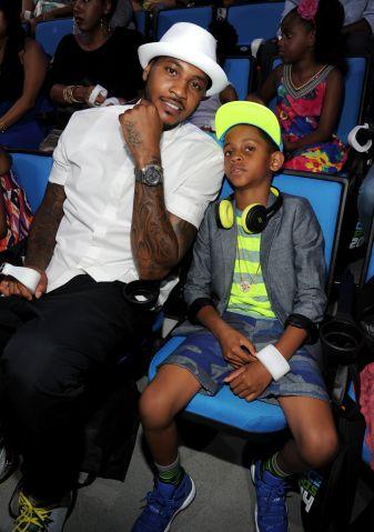 Nickelodeon Kids' Choice Sports Awards 2014 - Roaming Show & Backstage