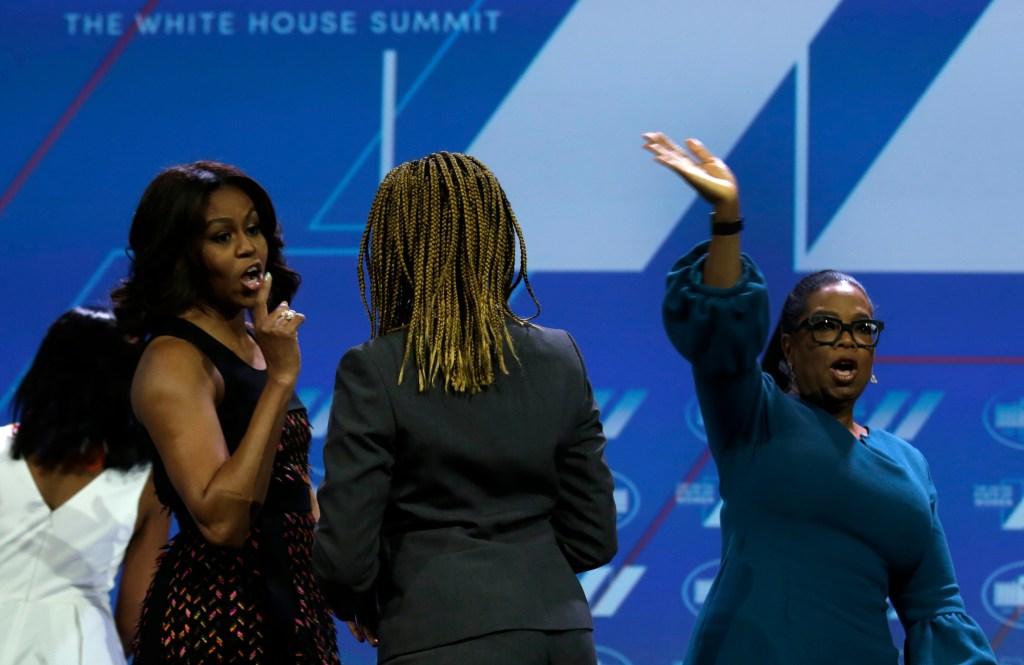US-POLITICS-WOMEN-OBAMA