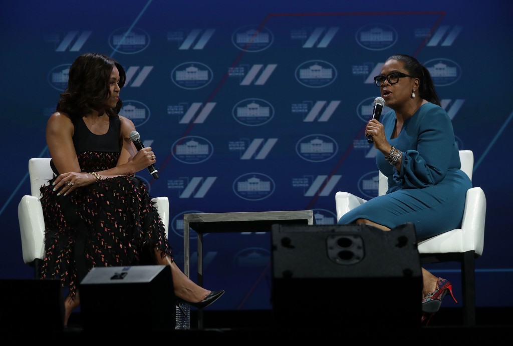 The White House Council On Women And Girls Hosts The 'United State Of Women' Summit In D.C.