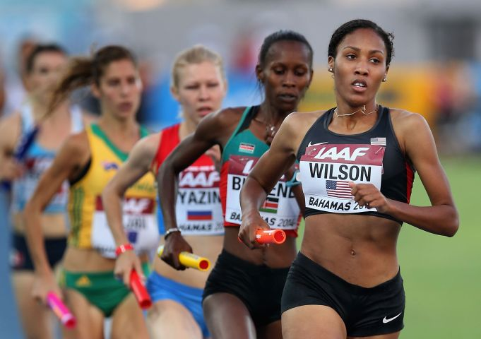 IAAF World Relays - Day 2