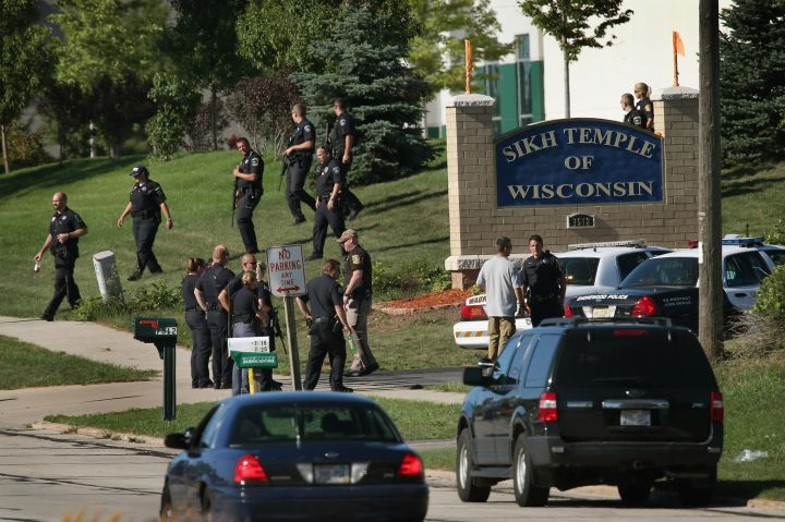 Sikh Temple Shooting – August 5, 2012
