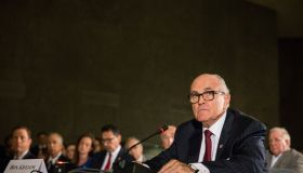 Giuliani Testifies At House Cmte Field Hearing On Security In Post- 9/11 World