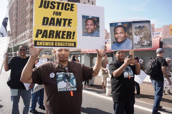 Dante Parker, 36