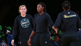 Indiana Fever v New York Liberty