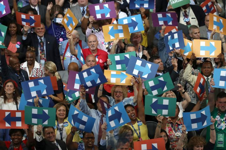 Democratic National Convention: Day Two