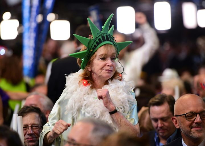 Democratic National Convention: Day Four