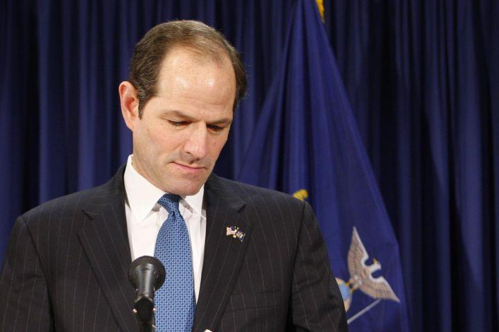 Eliot Spitzer Prostitution Scandal