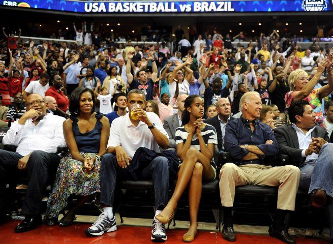 United States v Brazil - Men's Exhibition Game