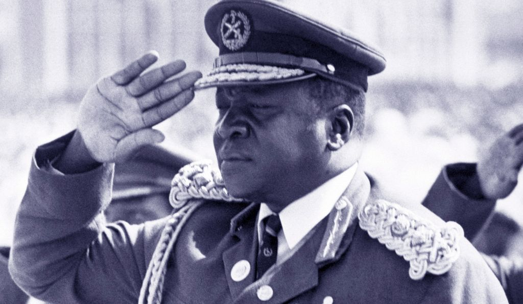 Idi Amin Dada (c. 1925 – 16 August 2003) was the third President of Uganda, ruling from 1971 to 1979.