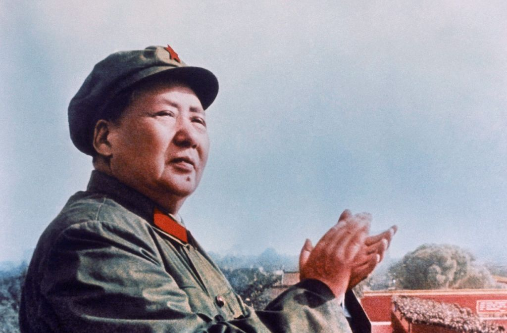 Chinese Communist revolutionary and the founding father of the People's Republic of China.