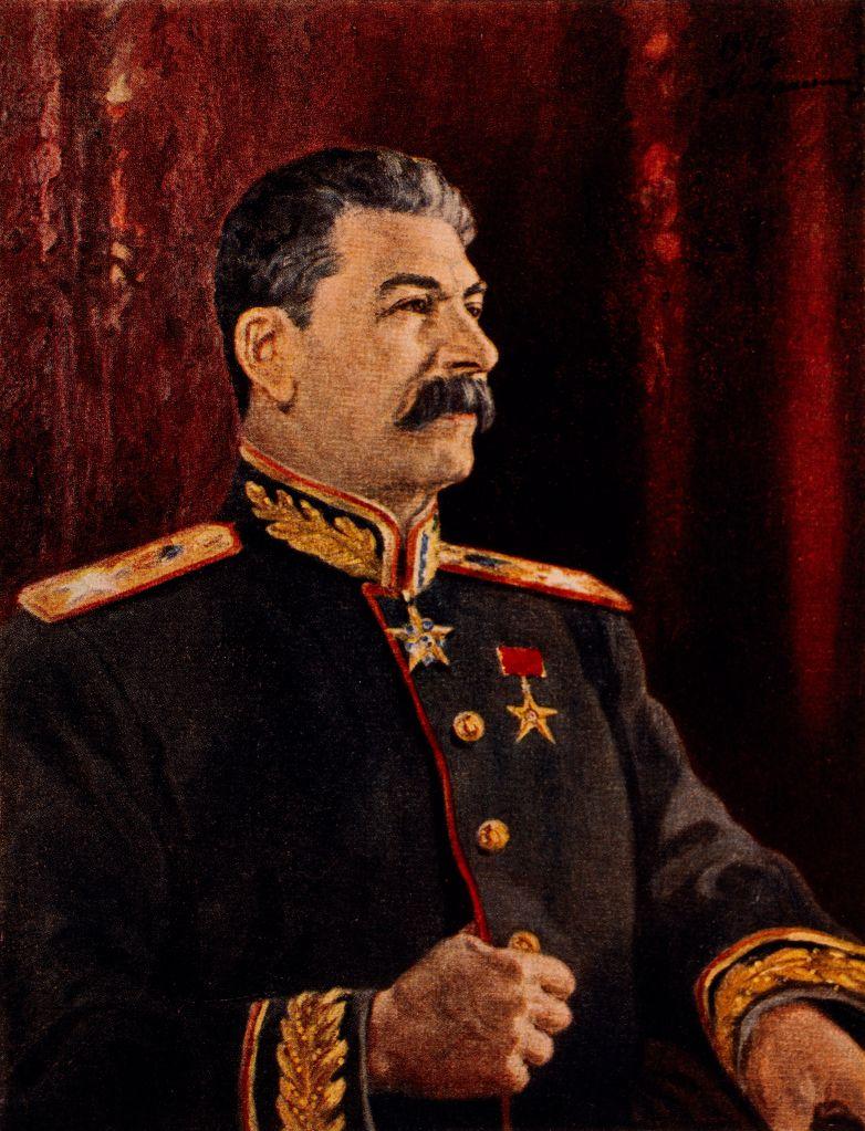 Joseph Stalin, Communism Soviet Union