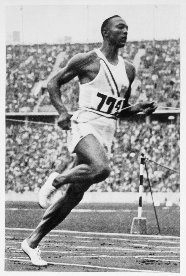 Jesse Owens Crushes Hitler's Aryan Supremacy (1936)