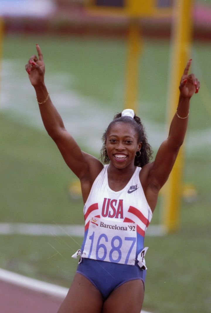 Gail Devers Overcomes Illness (1992)