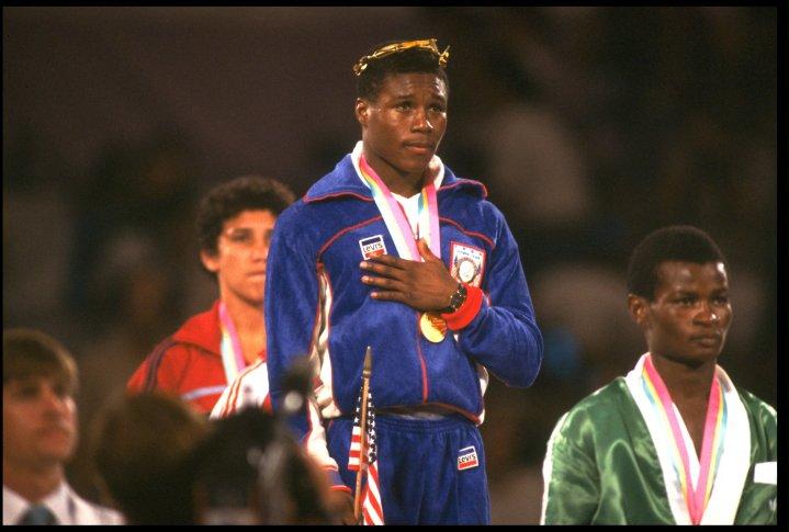 Meldrick Taylor, 1984 Los Angeles Olympics