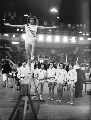 US Olympic Gymnasts