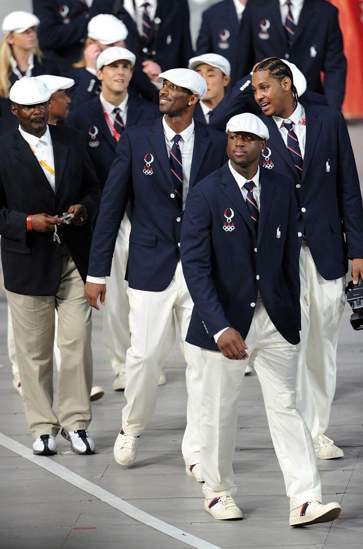 Kobe, Carmelo, and Dwyane, 2008 Beijing Olympics