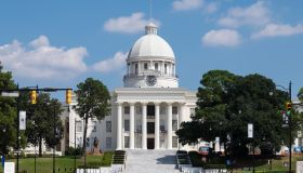 State Capitol Building in Montgomery, Alabama, United States of America, North America