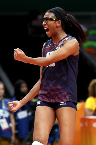 Volleyball - Olympics: Day 15