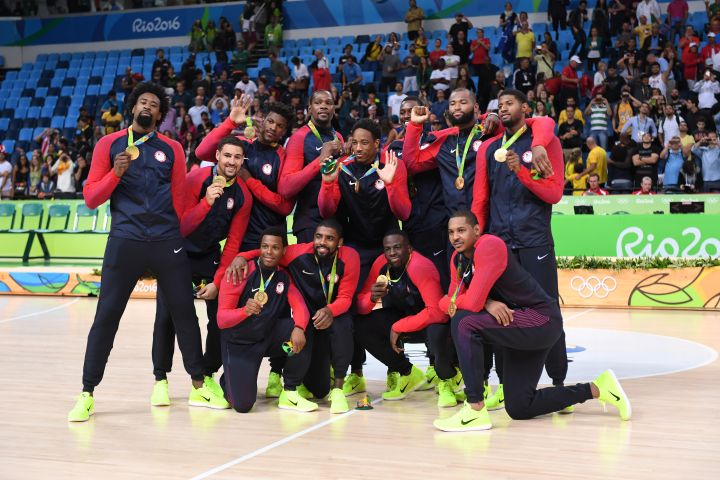 USA Men's Basketball Team