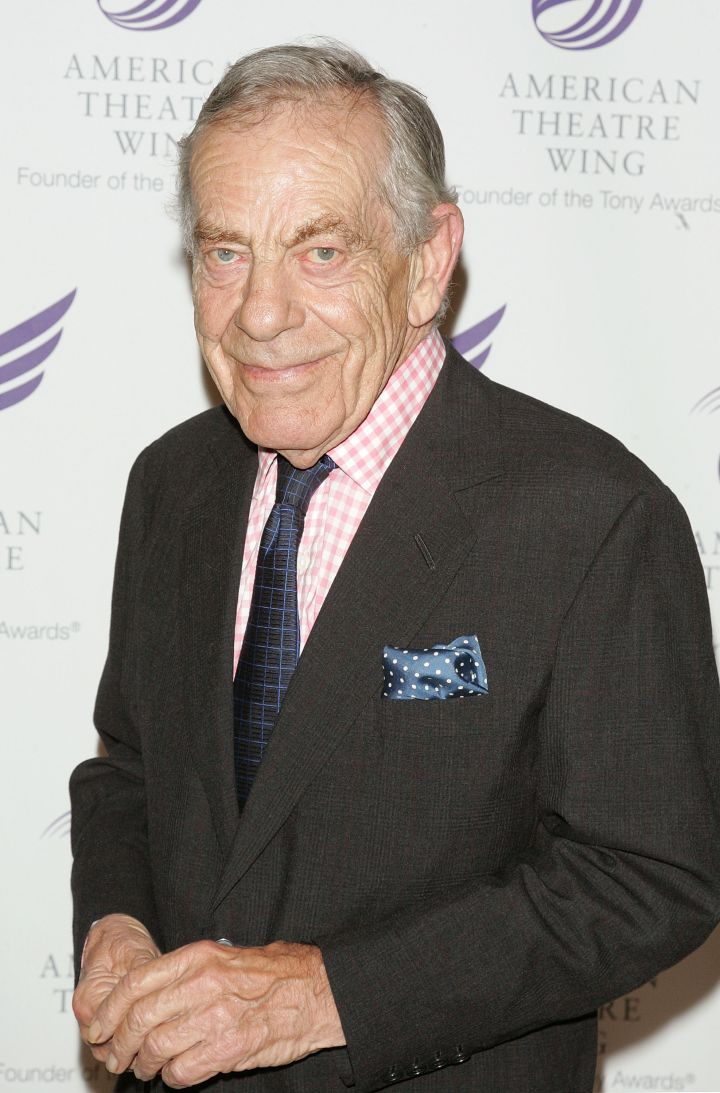 Morley Safer, 84