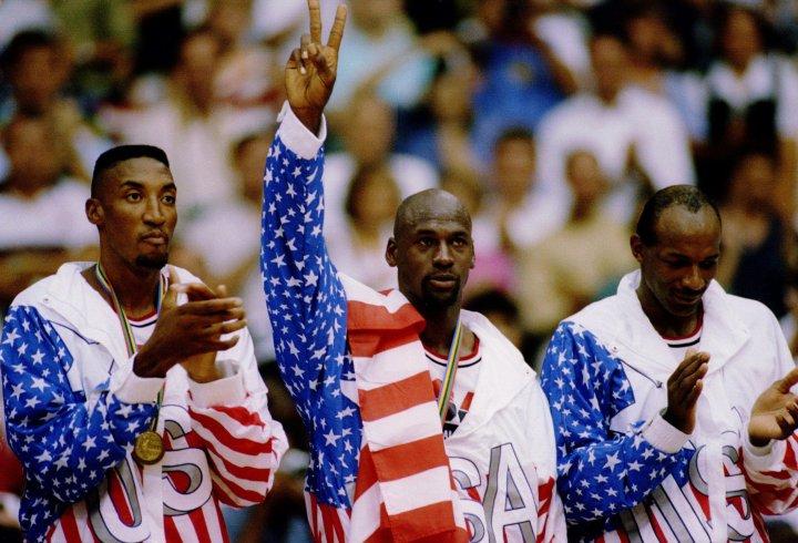 Michael Jordan, 1992 Barcelona Olympics