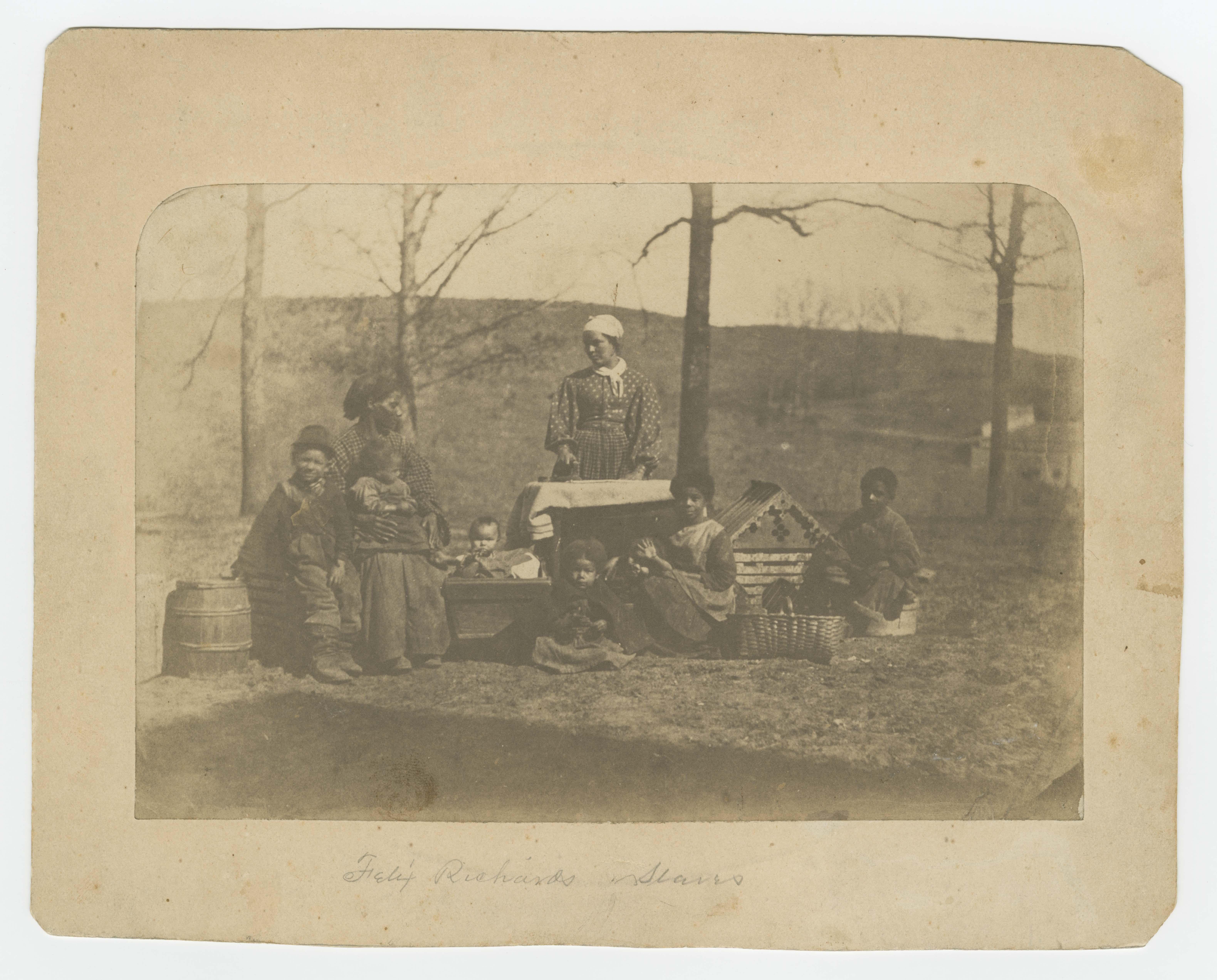 Women and children (slave era)