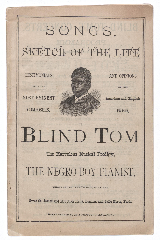 Blind Tom Wiggins