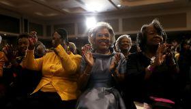 Democratic Presidential Nominee Hillary Clinton Addresses The Black Women's Agenda Symposium In D.C.