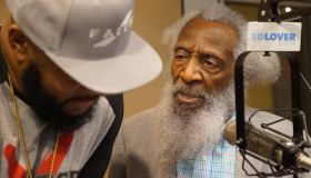 Dick Gregory On The Ed Lover Show