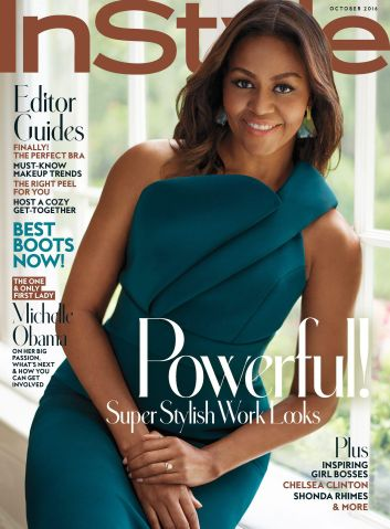 Michelle Obama InStyle - Second Upload