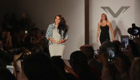 Vipe Activewear Collection With Angela Simmons - September 2016 Style360