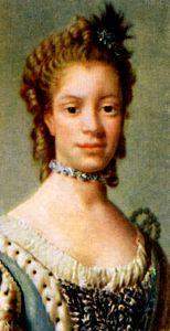 Queen Charlotte.