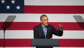 President Obama Visits SXSW