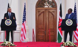 KENYA-US-OBAMA-DIPLOMACY