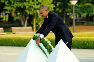 U.S. President Barack Obama Visits Hiroshima