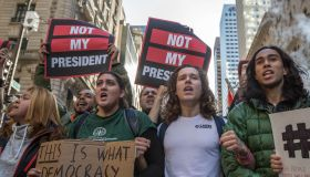 Protests against President elected Trump Across US for 4th day consecutive