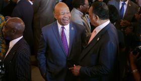 Obama Hosts Reception For Nat'l Museum Of African American History And Culture