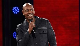 Dave Chappelle At The Hollywood Palladium