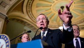 Senate Minority Leader Harry Reid...