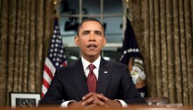 Obama Marks Shift From Iraq Combat As Risks Remain