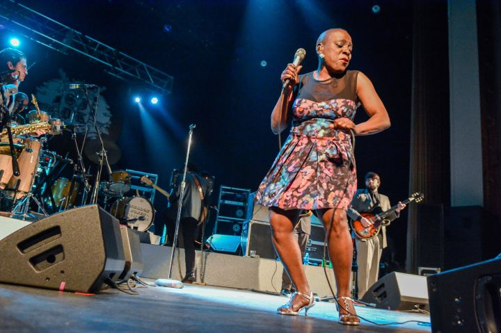 Sharon Jones In Concert - February 10, 2014.
