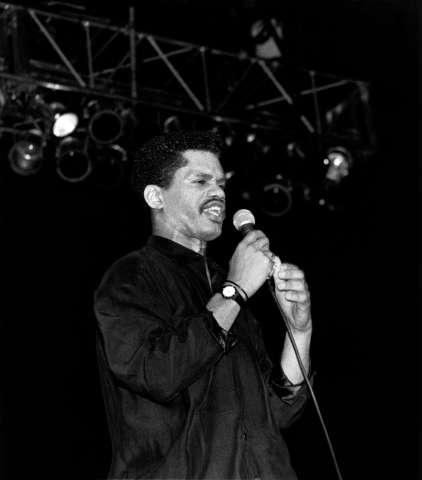 Colonel Abrams Live In Chicago