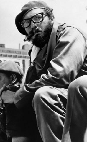 Cuban Revolutionary Leader Fidel Castro, 1962