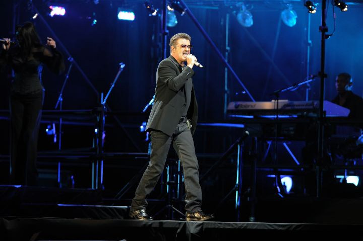 George Michael Plays One And Only Concert In Sydney, Australia