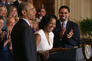 President Obama Honors The 2016 National Teacher Of The Year Finalists At The White House