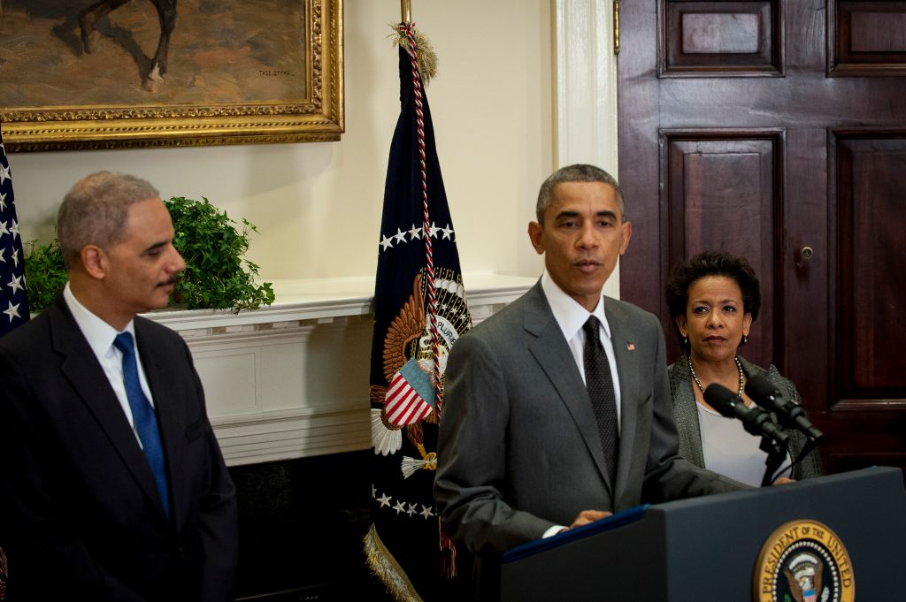 President Obama Nominates Loretta Lynch As Attorney General