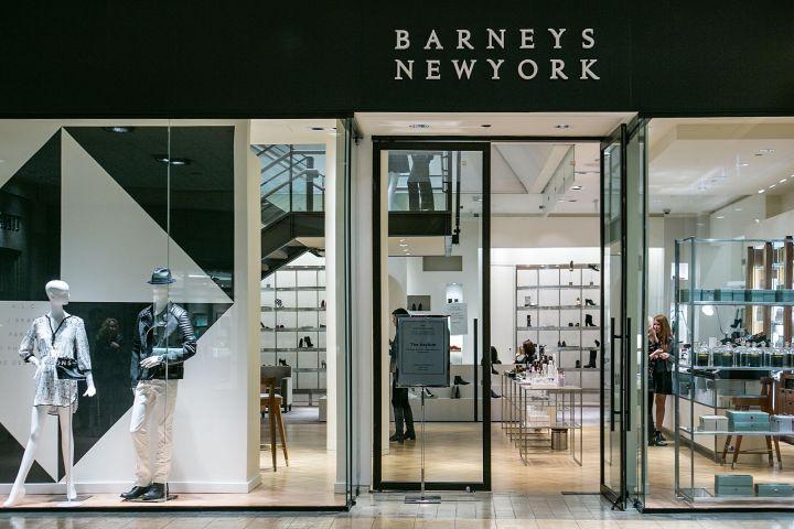 Barneys Accused Of Racial Profiling